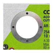 """Disco de Corte para Ferro 10"""" 3,2mm 5/8"""" AR 302 NORTON"""