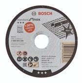 """Disco de Corte para Inox 4.1/2"""" x 1mm x 7/8"""" 2608603169 BOSCH"""