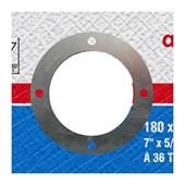 """Disco de Corte para Inox 7"""" x 2.0mm x 7/8"""" BNA22"""