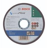 "Disco de Corte para Metal 4.1/2"" 1mm 13300rpm STANDARD 2608619383 BOSCH"