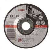 """Disco de Corte para Metal e Inox 3 em 1 5"""" 2,5mm EXPERT 2608602389 BOSCH"""