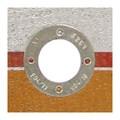 """Disco de Corte para Refratário 9"""" 3.0mm 7/8"""" MR 832 NORTON"""