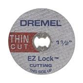 "Disco de Corte Ultra Fino Metal 1.1/2"" 2615E409AC DREMEL"