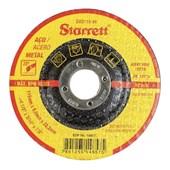 """Disco de Desbaste Ferro 4.1/2"""" Dad115-54 Starrett"""