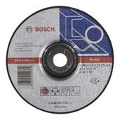 """Disco de Desbaste para Ferro 7""""x 1/4""""x 7/8"""" 2608600315 BOSCH"""