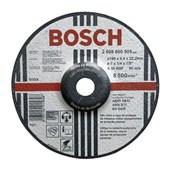 "Disco de Desbaste para Inox 7"" x 1/4"" x 7/8"" 2608600505 BOSCH"