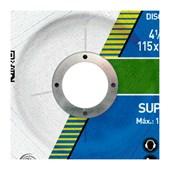 """Disco de Desbaste para Metais e Ferro 4.1/2"""" 6.4mm 7/8"""" 115BDA650 NORTON"""