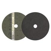 """Disco de Lixa para Concreto 7"""" gr 24 Fibra F 425 NORTON"""