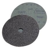 """Disco de Lixa para Concreto 7"""" gr 36 Fibra F 425 NORTON"""