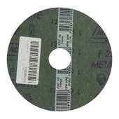 """Disco de Lixa para Ferro 4.1/2"""" Grão 120 Fibra F 227 NORTON"""