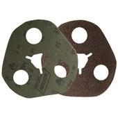 """Disco de Lixa para Ferro 4.1/2"""" Grão 50 F 227 NORTON"""