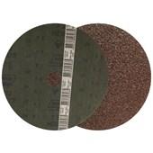 "Disco de Lixa para Ferro 7"" gr 24 Fibra F 212 NORTON"