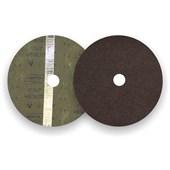 "Disco de Lixa para Ferro 7"" gr 50 Fibra F 247 NORTON"