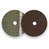 "Disco de Lixa para Ferro 7"" gr 60 Fibra F 247 NORTON"
