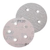 """Disco de Lixa para Repintura 5""""/127mm Grão 120 A 275 SPEED-GRIP NORTON"""