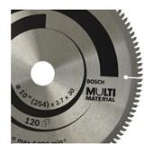 """Disco de Serra Circular Multimaterial 10"""" com 120 Dentes 2608642203"""