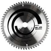 """Disco de Serra Circular Multimaterial 7.1/4"""" com 60 Dentes 2608642193"""