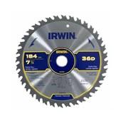 """Disco de Serra Circular Widia 7.1/4"""" x 36 Dentes IW14108 Irwin"""
