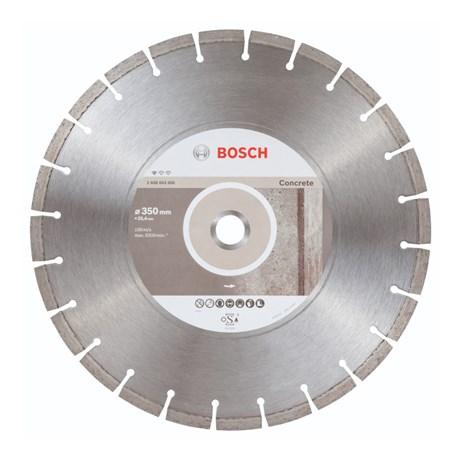 Disco Diamantado para Concreto 350mm 25,4mm 2608603806 BOSCH