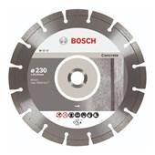 "Disco Diamantado para Concreto 9""/230mm STANDARD 2608603243 BOSCH"