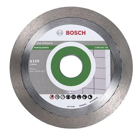Disco Diamantado para Porcelanato Liso 10 mm 2608602728 BOSCH