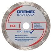 Disco Diamantado para SAW MAX SM540 2615S540NA DREMEL