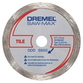 Disco Diamantado para SAW MAX SM540 2615S540NA DREMEL