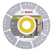 Disco Diamantado Segmentado Multimaterial 110 x 20mm 3mm 2608602721 BOSCH