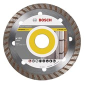 Disco Diamantado Turbo Universal 110 x 20mm 8mm 2608602713 BOSCH