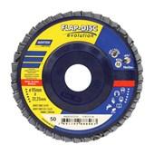 Disco Flap 4.1/2'' Grão 50 R 822 PLASTICO NORTON