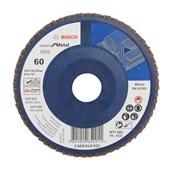 Disco Flap 4.1/2'' Grão 60 2608619021 BOSCH