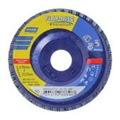 Disco Flap 4.1/2 Grão 60 R 822 PLASTICO NORTON