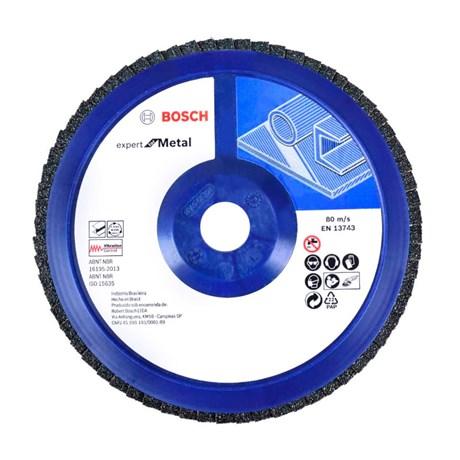 Disco Flap 4.1/2'' Grão 80 2608619022 BOSCH