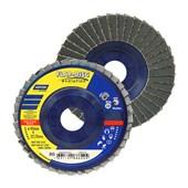 Disco Flap 4.1/2'' Grão 80 R 822 PLASTICO NORTON