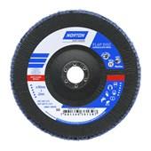 Disco Flap 7'' Grão 50 R 822 FIBRA NORTON