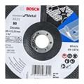 Disco Flap 7'' Grão 80 2608619294 BOSCH