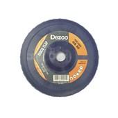 """Disco Flap de 7"""" Grão 80 Fdpl18080 Dezco"""
