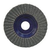 """Disco Flap Disc 4.1/2"""" gr 50 Plastico Norzon R 822"""