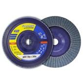 """Disco Flap Disc 4.1/2"""" gr 50 Plastico Norzon R 822 NORTON"""