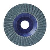 """Disco Flap Disc 4.1/2"""" gr 60 Plastico Norzon R 822"""
