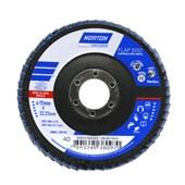 """Disco Flap Disc 4.1/2"""" Plastico Norton CLASSIC"""