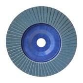 """Disco Flap Disc 7"""" gr 120 Plastico Norzon R 822"""