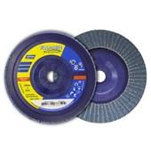 """Disco Flap Disc 7"""" gr 120 Plastico Norzon R 822 NORTON"""