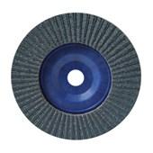 "Disco Flap Disc 7"" gr 40 Plastico Norton R 822"