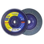 "Disco Flap Disc 7"" gr 40 Plastico Norton R 822 NORTON"