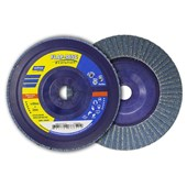 "Disco Flap Disc 7"" gr 60 Plastico Norton R 822 NORTON"