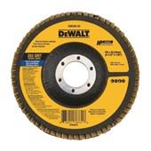 Disco Flap Fibra  4.1/2'' Grão 60 DW8308-AR DEWALT