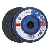 "Disco Flap para Metal 4.1/2"" Grana 60 2608607362 Bosch"