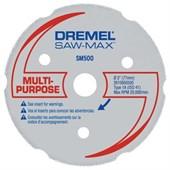 Disco Multiuso Corte Reto para Saw Max 2615S500NA DREMEL