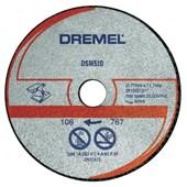 Disco Multiuso para Corte Reto em Metais Saw Max 2615S510NC DREMEL